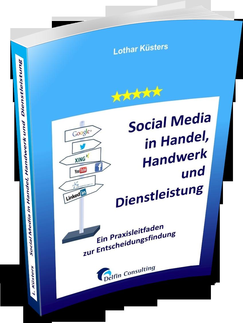 """E-Book """"Social Media in Handel, Handwerk und Dienstleistung"""""""